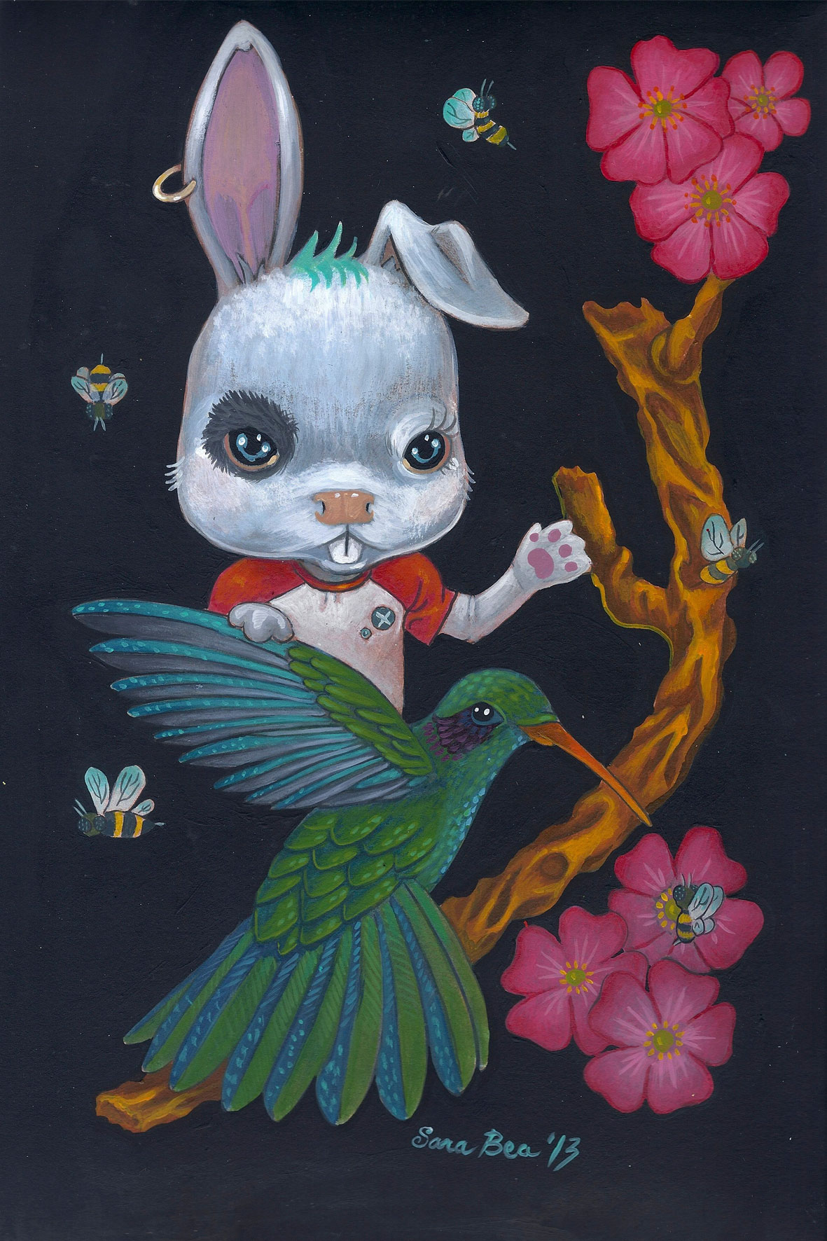 Conejo « Sara Bea