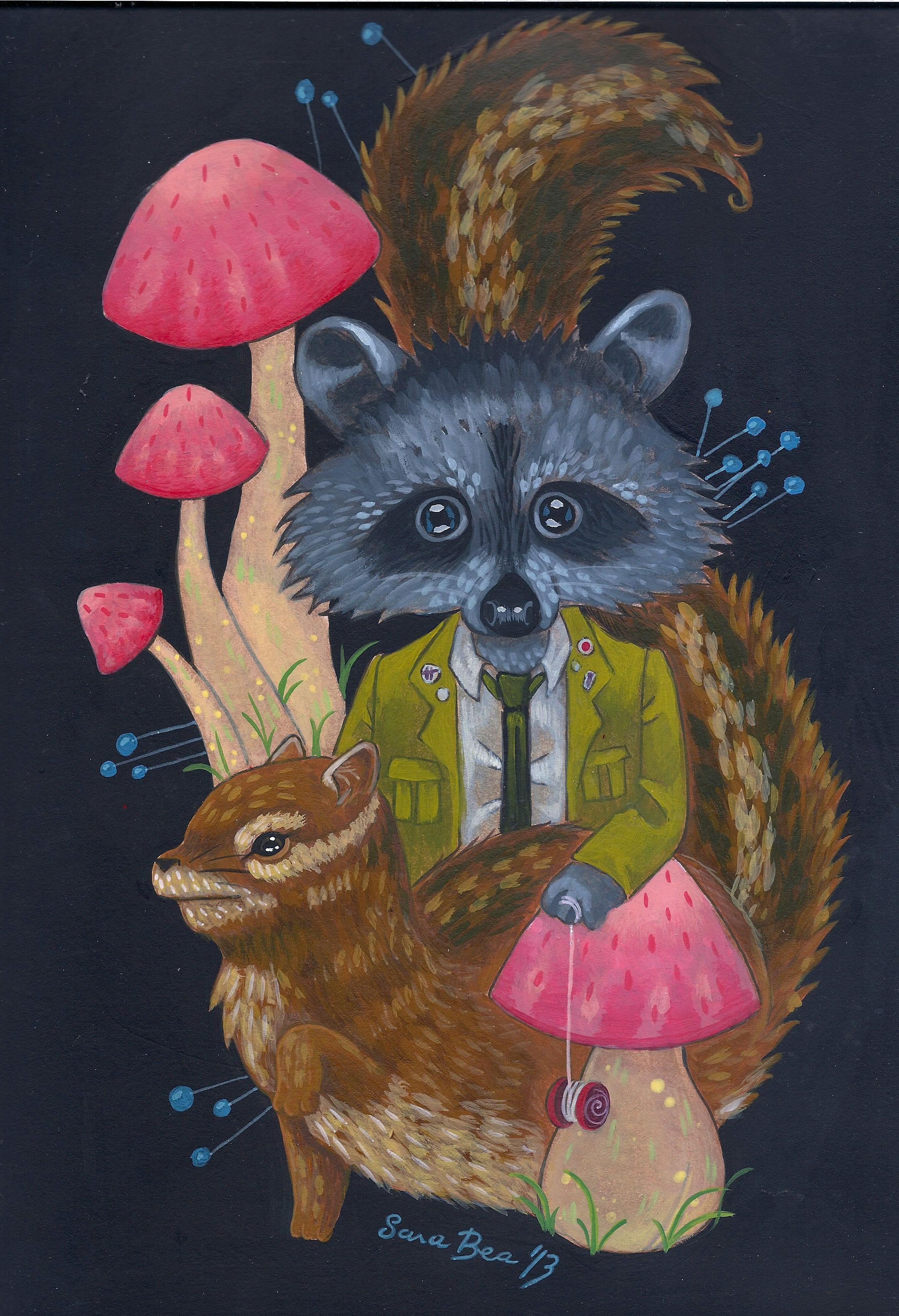 dabbc0422c mapache « Sara Bea
